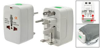 World Travel Adapter india
